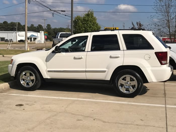 2005 Jeep Grand Cherokee 4D Limited 4.7L V8
